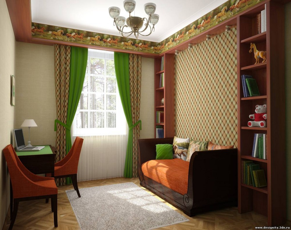Дизайн комнаты с низким потолком фото