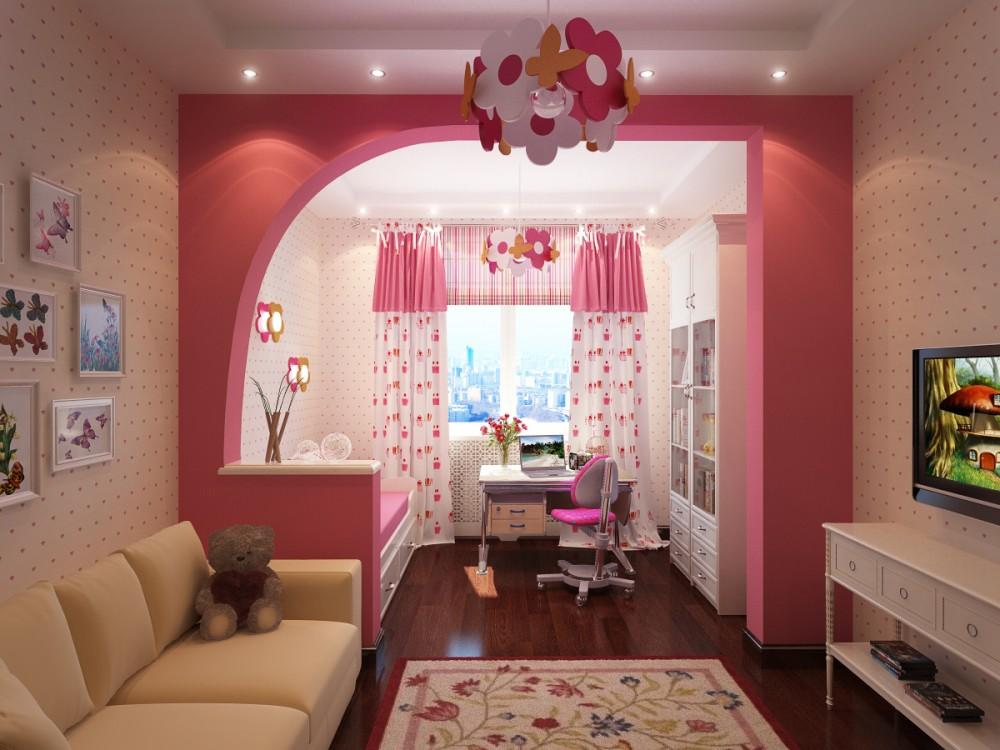 Дизайн детская гостиная фото